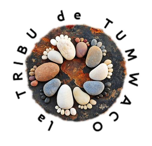 la tribu de tumwaco logotipo