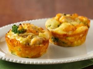 2- Muffins de pera